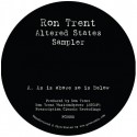 Ron Trent/ALTERED STATES CD SAMPLER D12""