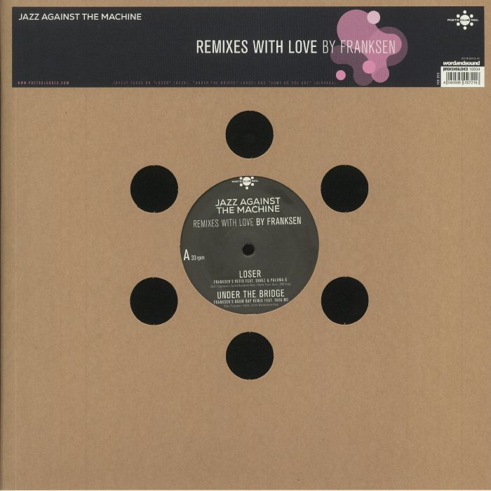 "Jazz Against The Machine/REMIXES... 12"""