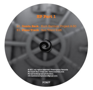 Various/FROM THE VAULTS EP PART 1 12""