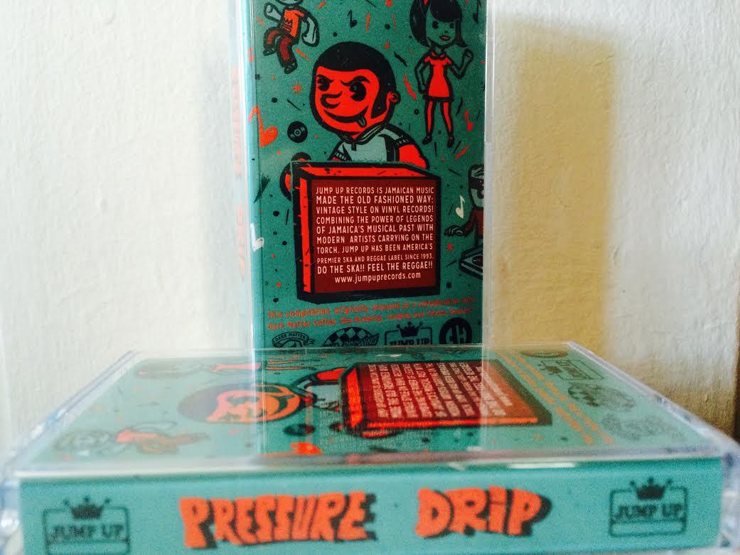 Various/PRESSURE DRIP (CSD15) TAPE
