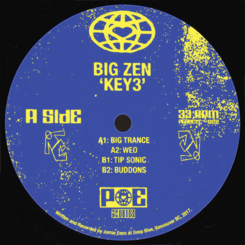 Big Zen/KEY3 EP 12""