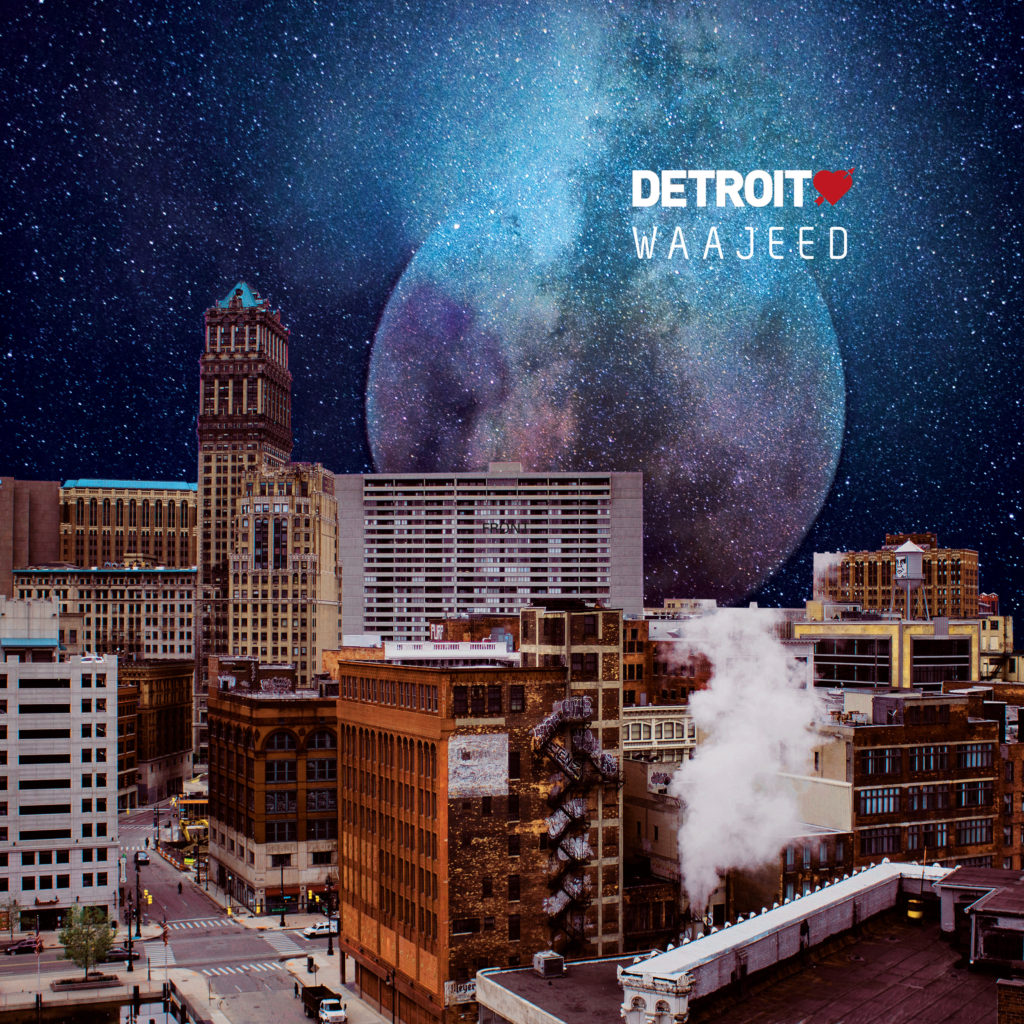 Waajeed/DETROIT LOVE VOL. 3 DLP