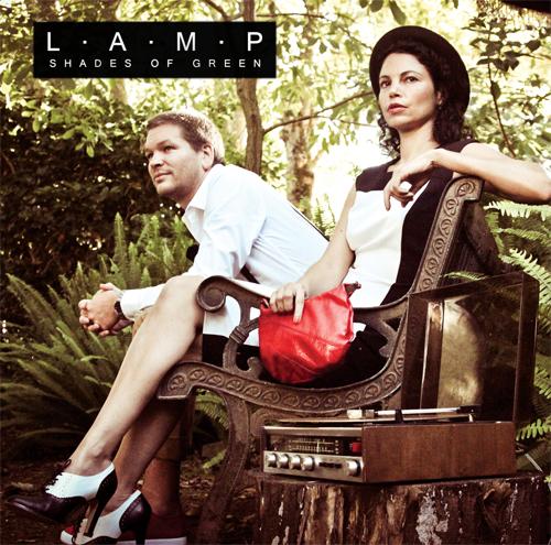 L.A.M.P/SHADES OF GREEN CD