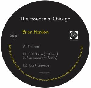 Brian Harden/THE ESSENCE OF CHICAGO 12""