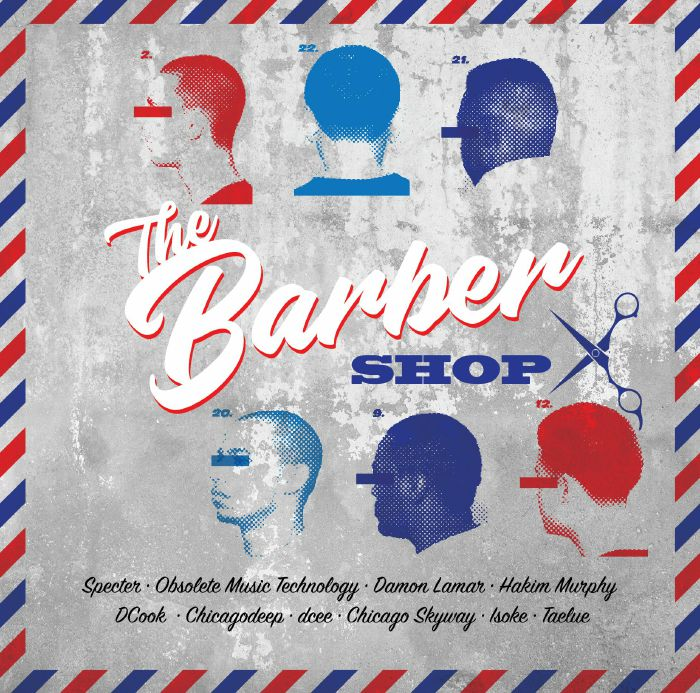 Various/THE BARBER SHOP DLP