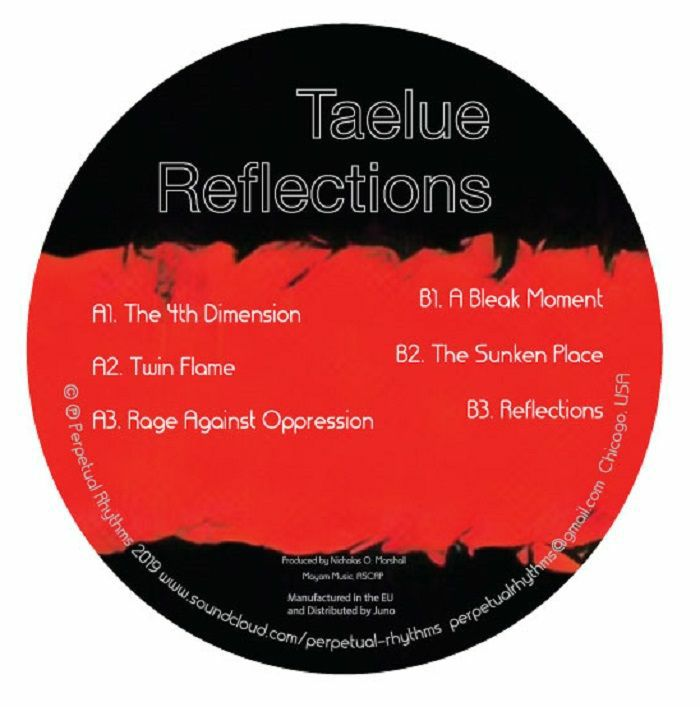 Taelue/REFLECTIONS LP