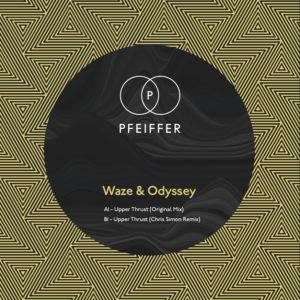 "Waze & Odyssey/UPPER THRUST 12"""