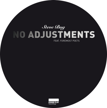 Steve Bug/NO ADJUSTMENTS-ARTTU REMIX 12""