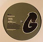 "Mr. G/FRENETIC EP 12"""