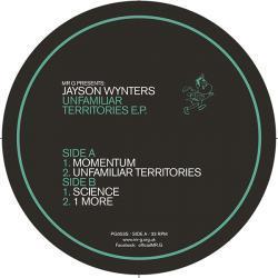 """Jayson Wynters/UNFAMILIAR... EP 12"""""""