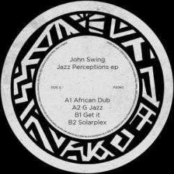 John Swing/JAZZ PERCEPTIONS EP 12""