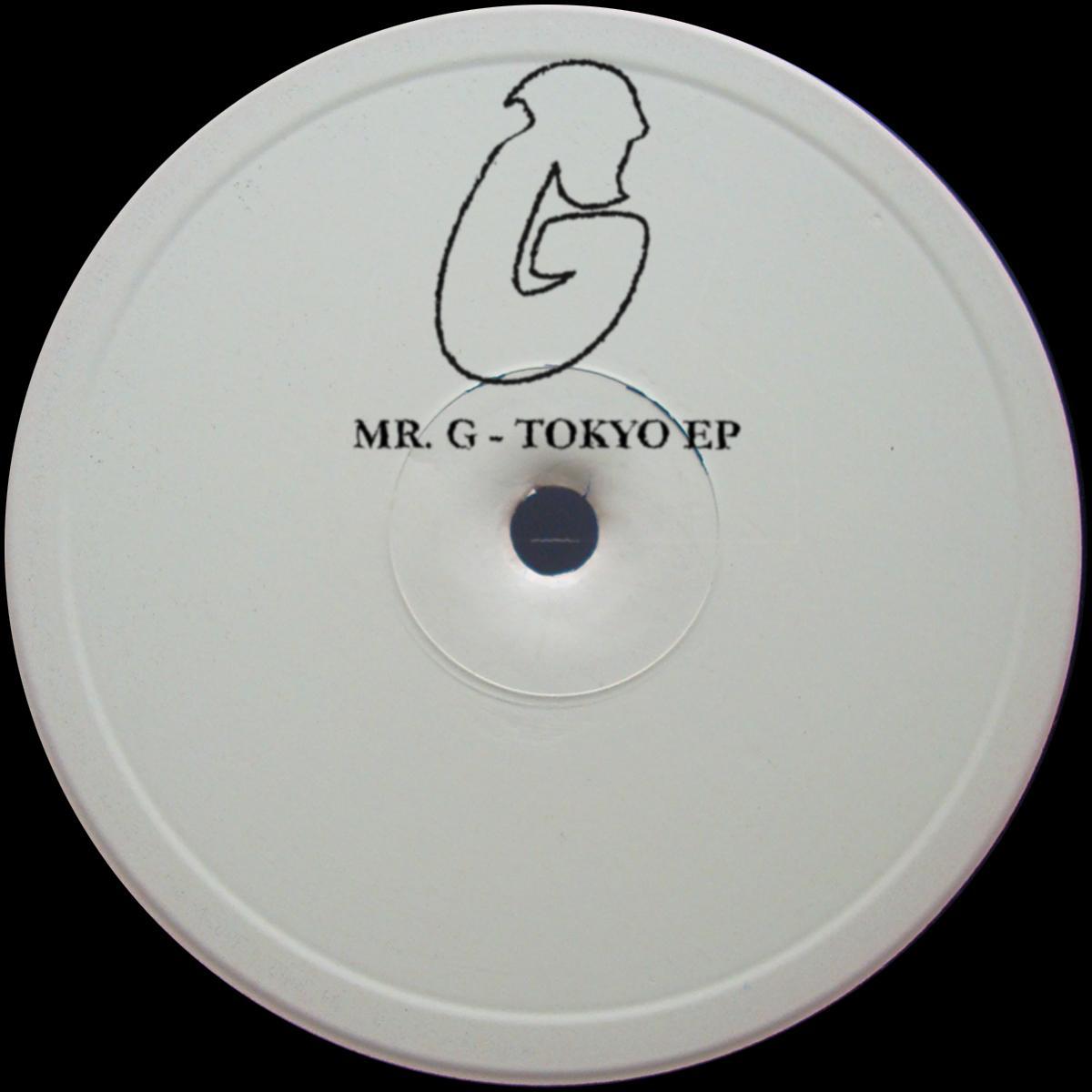 """Mr. G/TOKYO EP 12"""""""