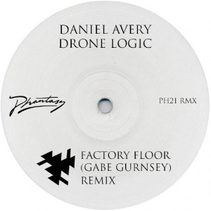Daniel Avery/DRONE LOGIC REMIX 12""