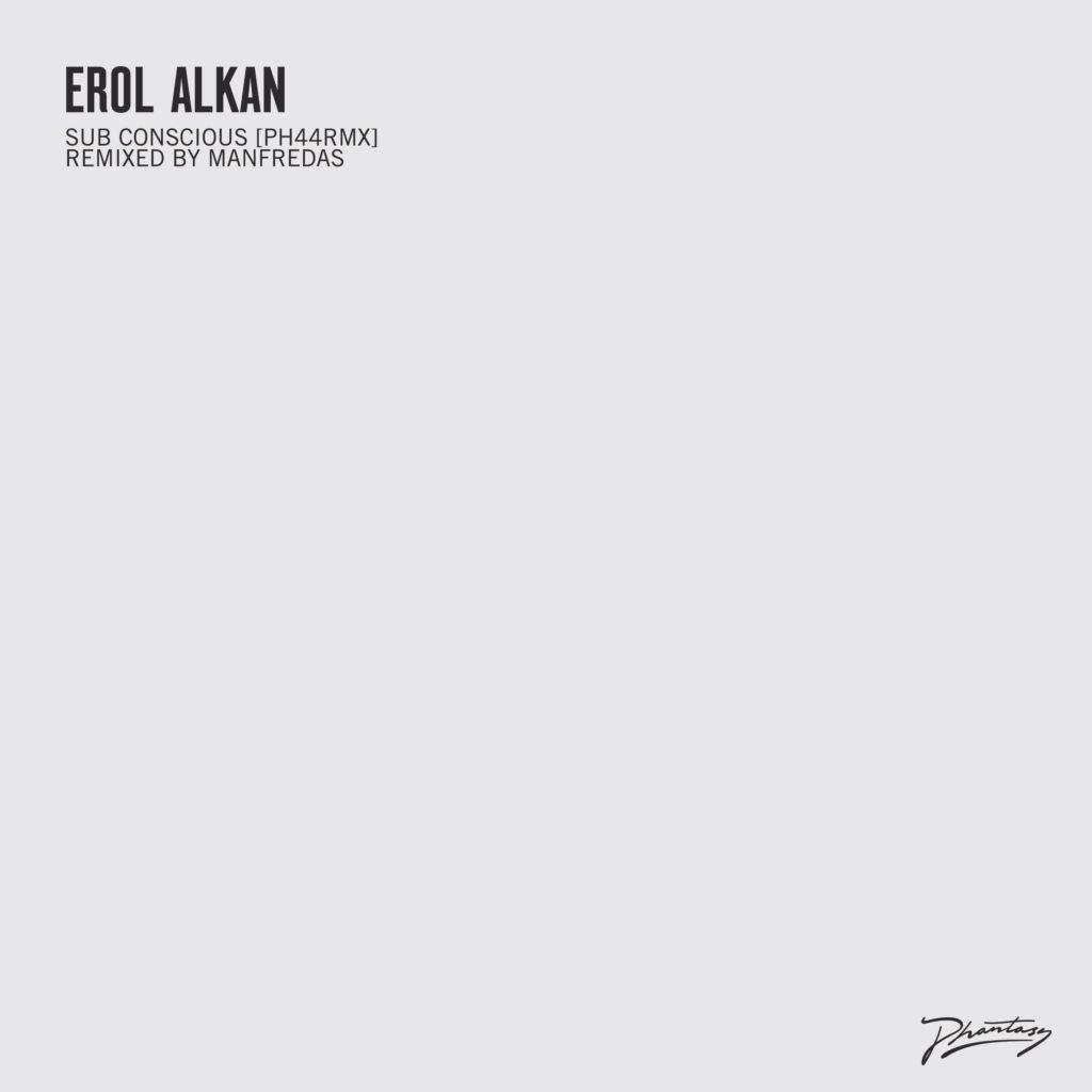 """Erol Alkan/SUB CONSCIOUS REMIX 12"""""""