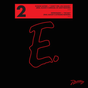 """Erol Alkan/REWORKS EP PT 2 12"""""""