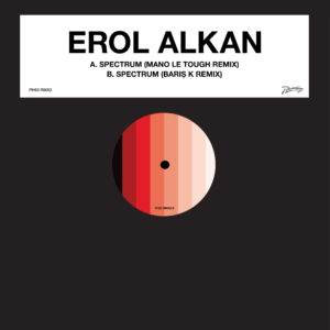 Erol Alkan/SPECTRUM (MANO LE TOUGH) 12""