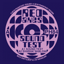 Red Axes/SOUND TEST 12""