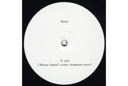 Photek/UFO (ADDISON GROOVE REMIX) 12""