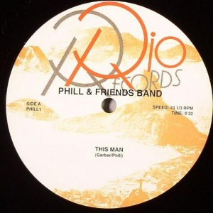 """Phill & Friends/THIS MAN 12"""""""