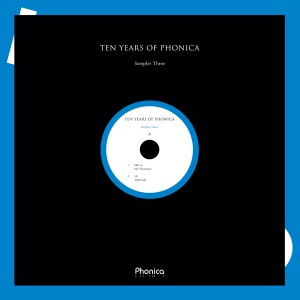 Various/TEN YEARS OF PHONICA EP #3 12""