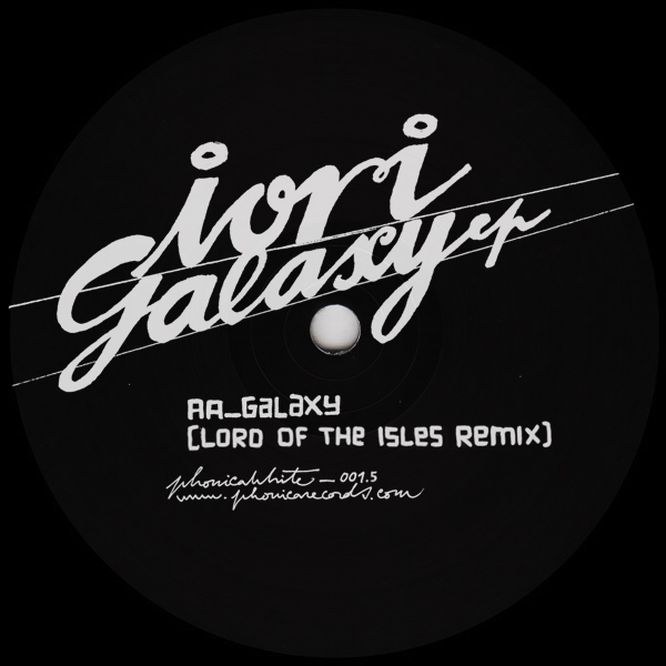 Iori/GALAXY (LORD OF THE ISLES RMX) 12""
