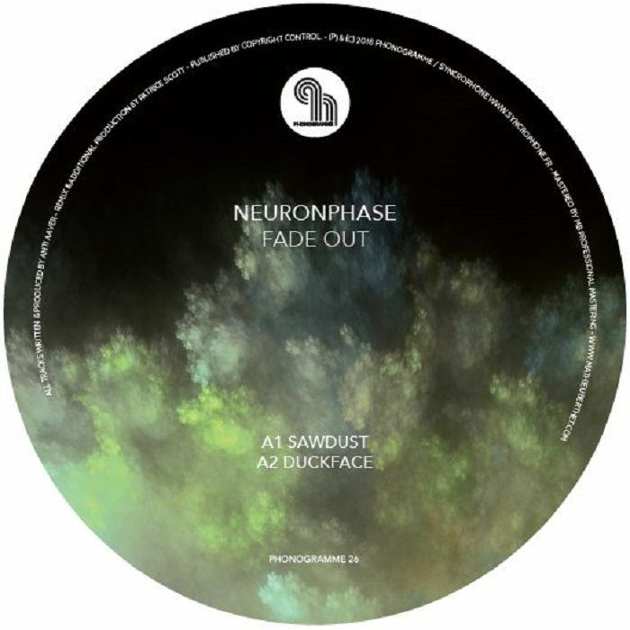 Neuronphase/FADE..PATRICE SCOTT RMX 12""