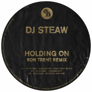 DJ Steaw/HOLDING ON (RON TRENT RMX) 12""