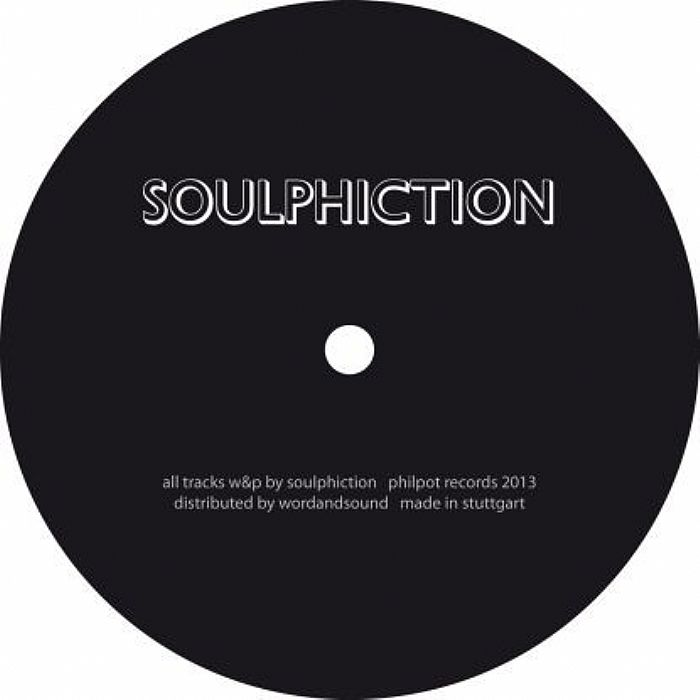 Soulphiction/LIVE JAMS 1 12""