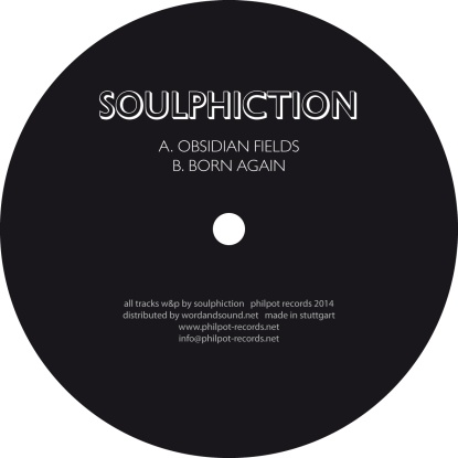 Soulphiction/OBSIDIAN FIELDS 12""