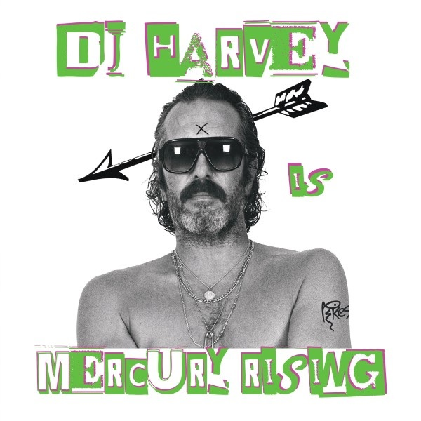 DJ Harvey/SOUND OF MERCURY RISING V2 CD