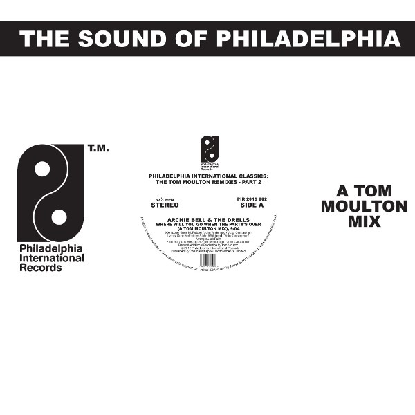 Tom Moulton/PHILADELPHIA INT'L RX V2 DLP