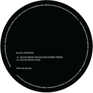 Black Asteroid/BLACK MOON REMIX 12""