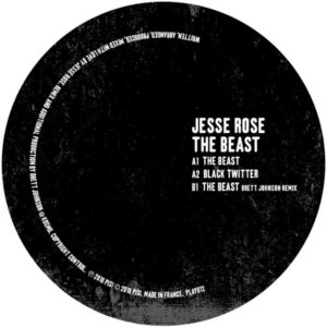 "Jesse Rose/THE BEAST 12"""