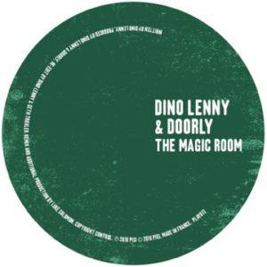 """Dino Lenny & Doorly/THE MAGIC ROOM 12"""""""