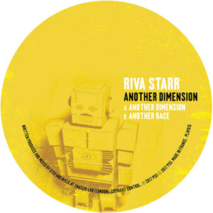 Riva Starr/ANOTHER DIMENSION 12""
