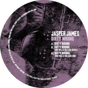 """Jasper James/DIRTY WRONG 12"""""""
