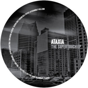 Ataxia/THE SUPERTOUCH EP 12""