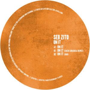 "Seb Zito/ON IT 12"""