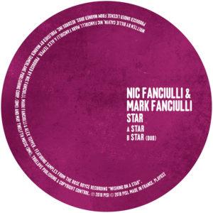 """Nic Fanciulli & Mark Fanciulli/STAR 12"""""""