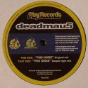 Deadmau5/THIS NOISE 12""