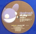 Deadmau5/AT PLAY 3 SAMPLER EP #2 12""