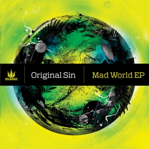Original Sin/MAD WORLD EP D12""