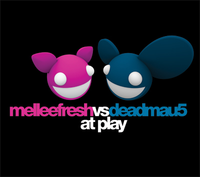 Deadmau5 vs. Melleefresh/AT PLAY CD