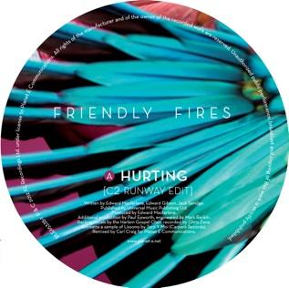 "Friendly Fires/HURTING - CARL CRAIG 12"""