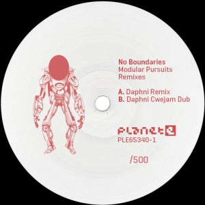 No Boundaries/MODULAR PURSUITS RMXS 12""