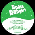 Space Ranger/D-TRAIN EDITS EP 12""