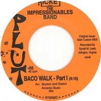 """Rickey & The Impressionables/BACO... 7"""""""