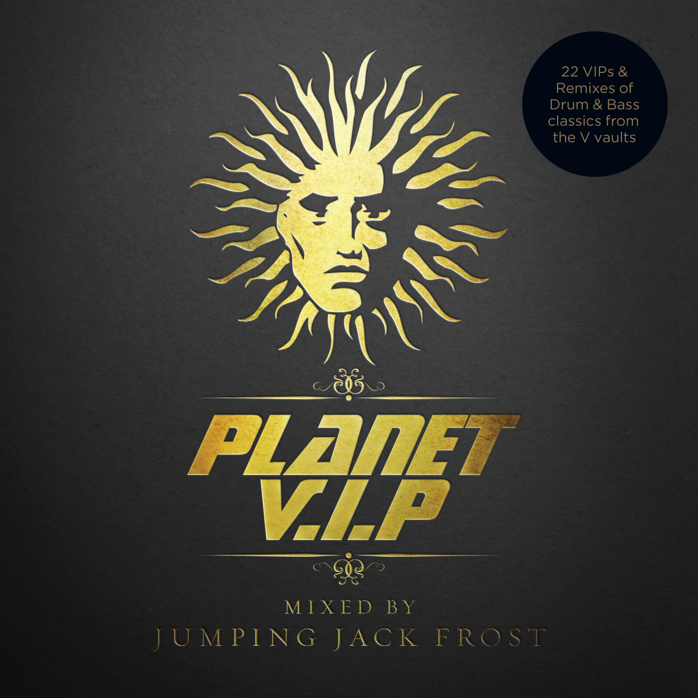 Jumpin' Jack Frost/PLANET VIP (MIXED) CD