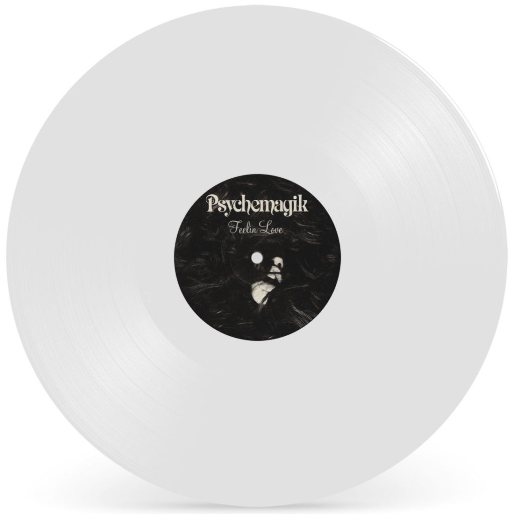 Psychemagik/FEELIN LOVE (WHITE) 12""