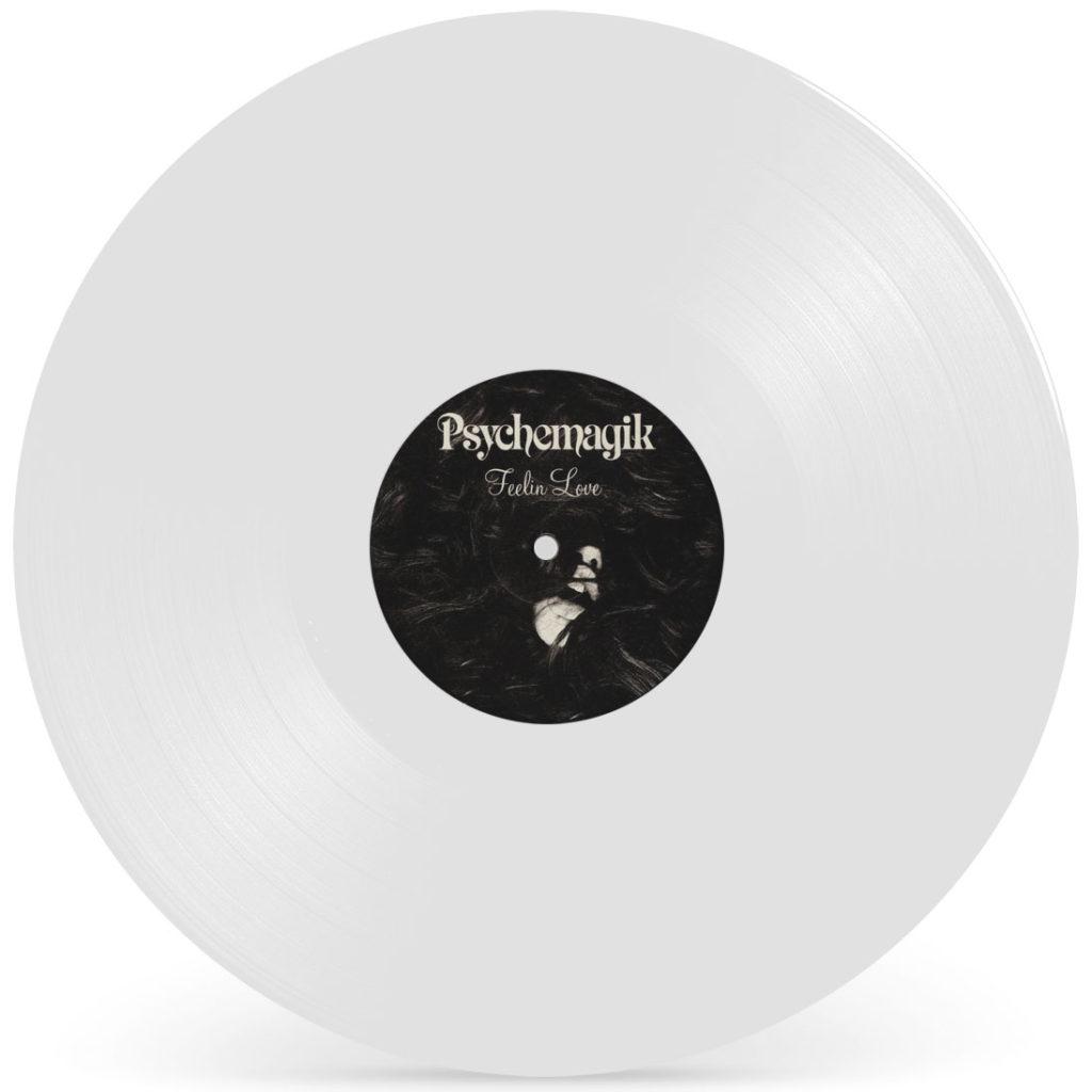 """Psychemagik/FEELIN LOVE (WHITE) 12"""""""